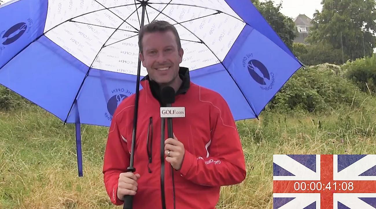 British Open Saturday in 60 Seconds