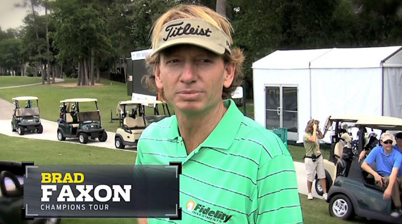 Brad Faxon's Favorite Courses
