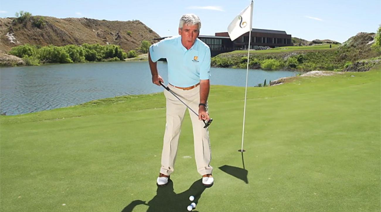 Stabilize Your Putting Stroke