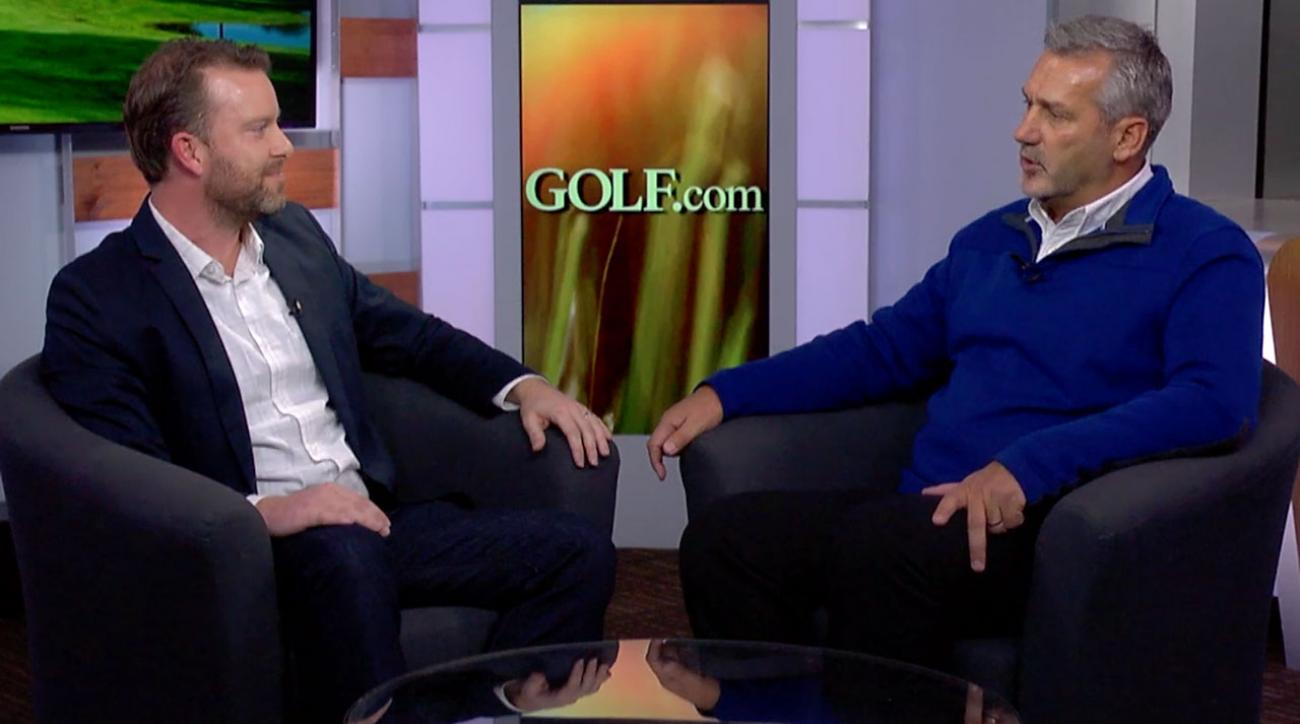 Golf Channel's Frank Nobilo on Tiger, Phil and the Next Generation