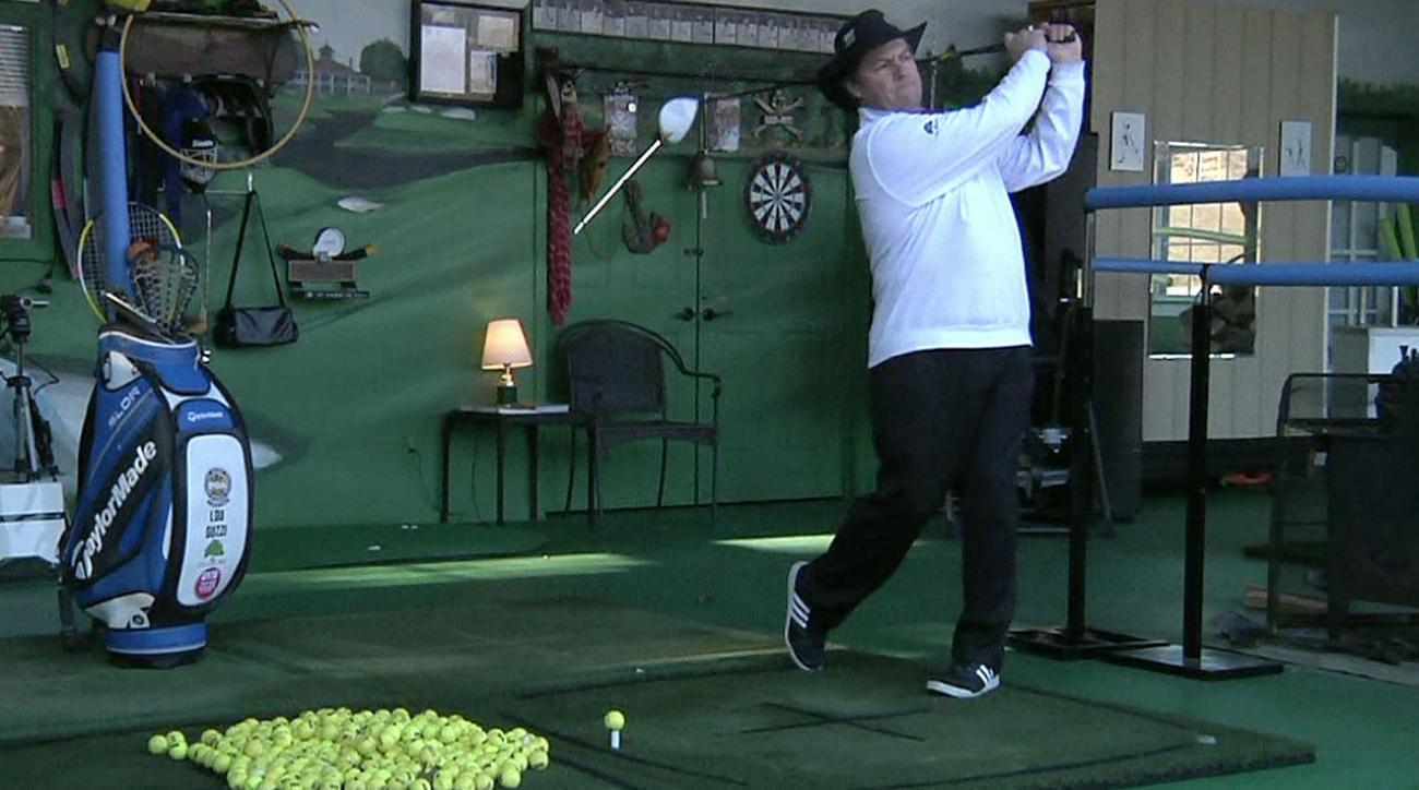 Better By Saturday: Practice Swing Perfection