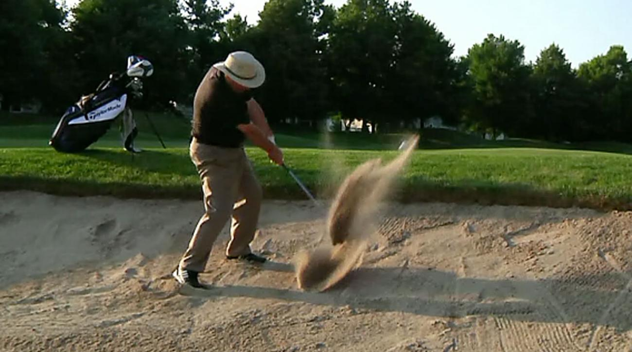 Lou Guzzi: The Simple Way To Escape Fairway Bunkers