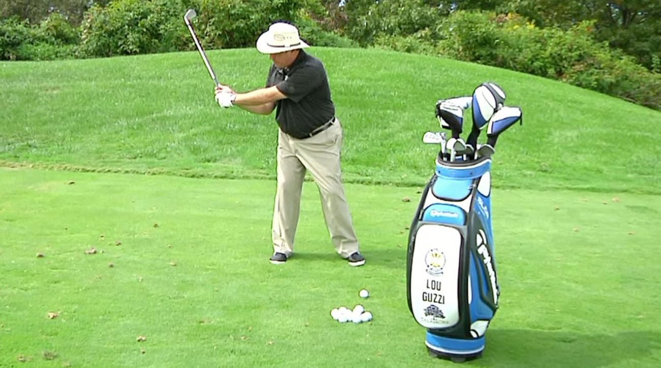 Lou Guzzi: Pitch It High and Soft From 40 Yards