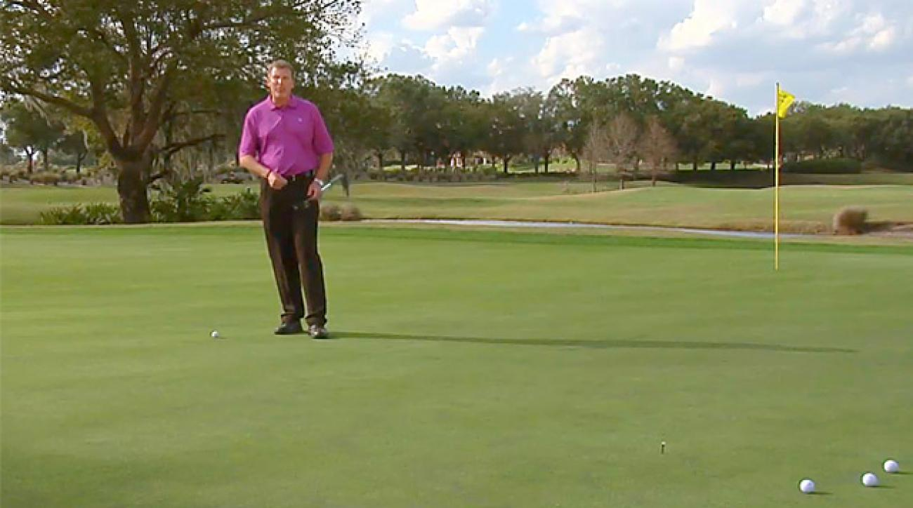 How to Putt the Perfect Distance
