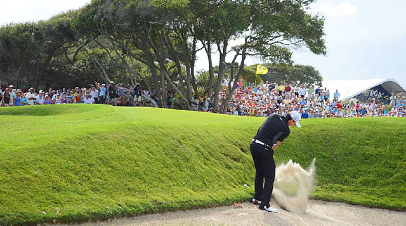 SI photographer discusses favorite shots from 2012 PGA Championship