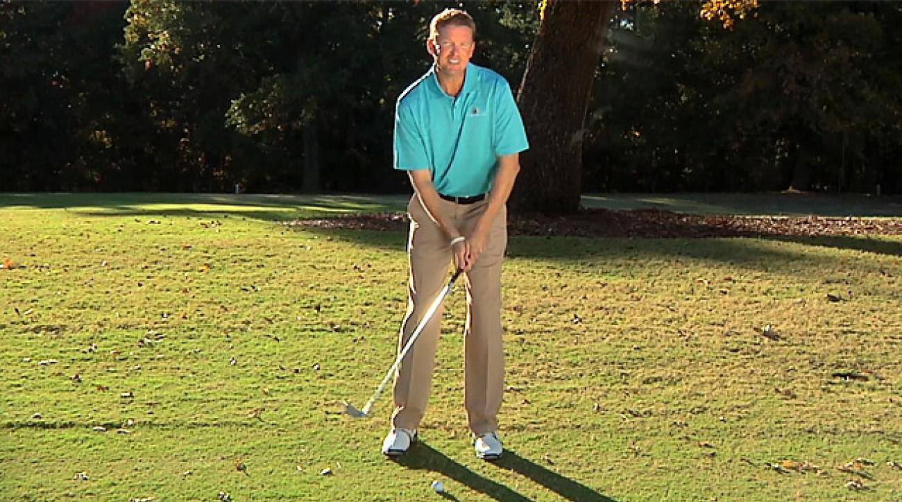 Challenge Your Game By Playing From 125 Yards