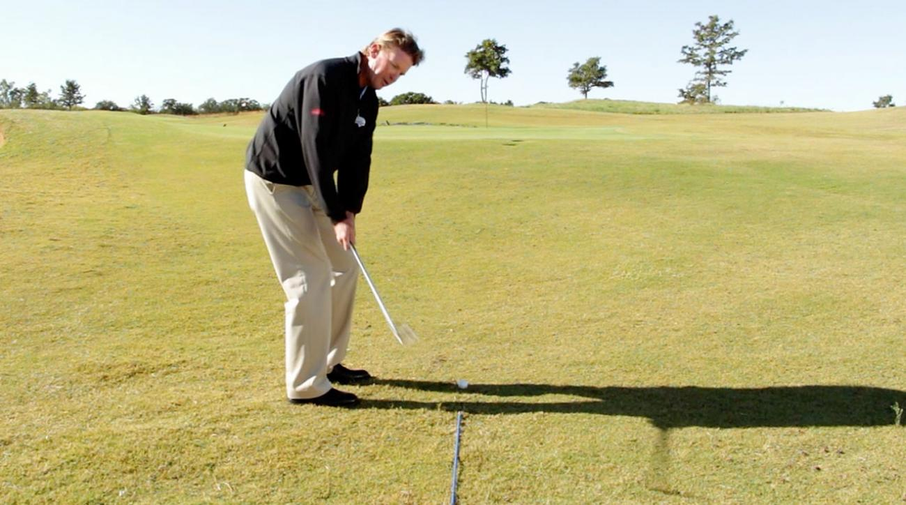 Hump Day Tip: Align Along Ball Line