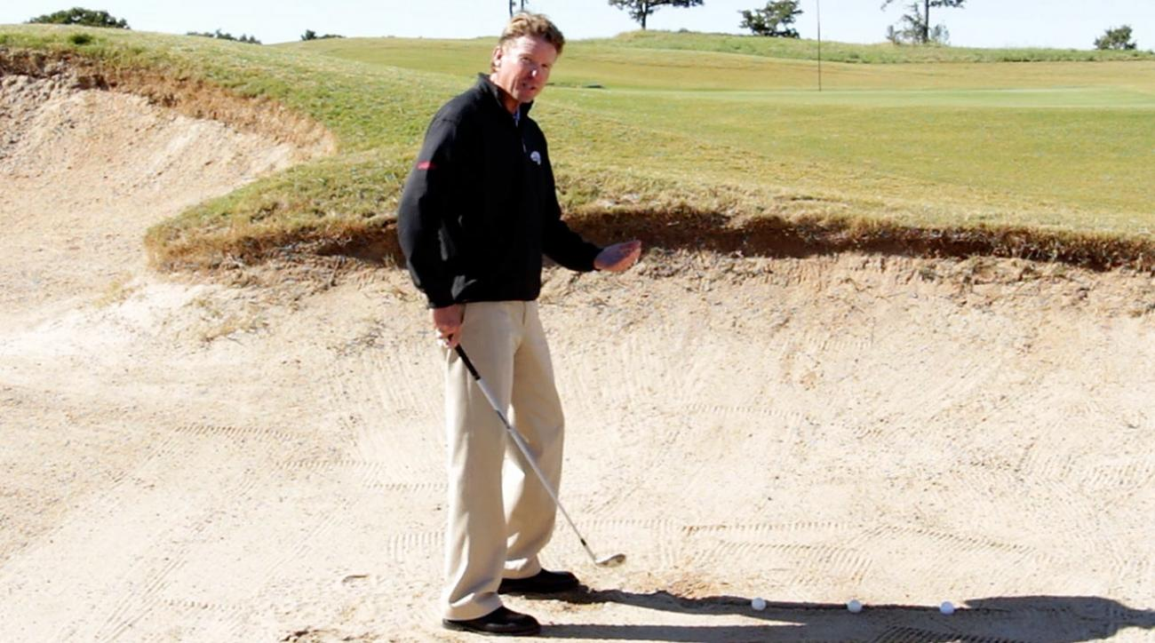 Hump Day Tip: Feel The Bunker to Hit Softer Sand Shots