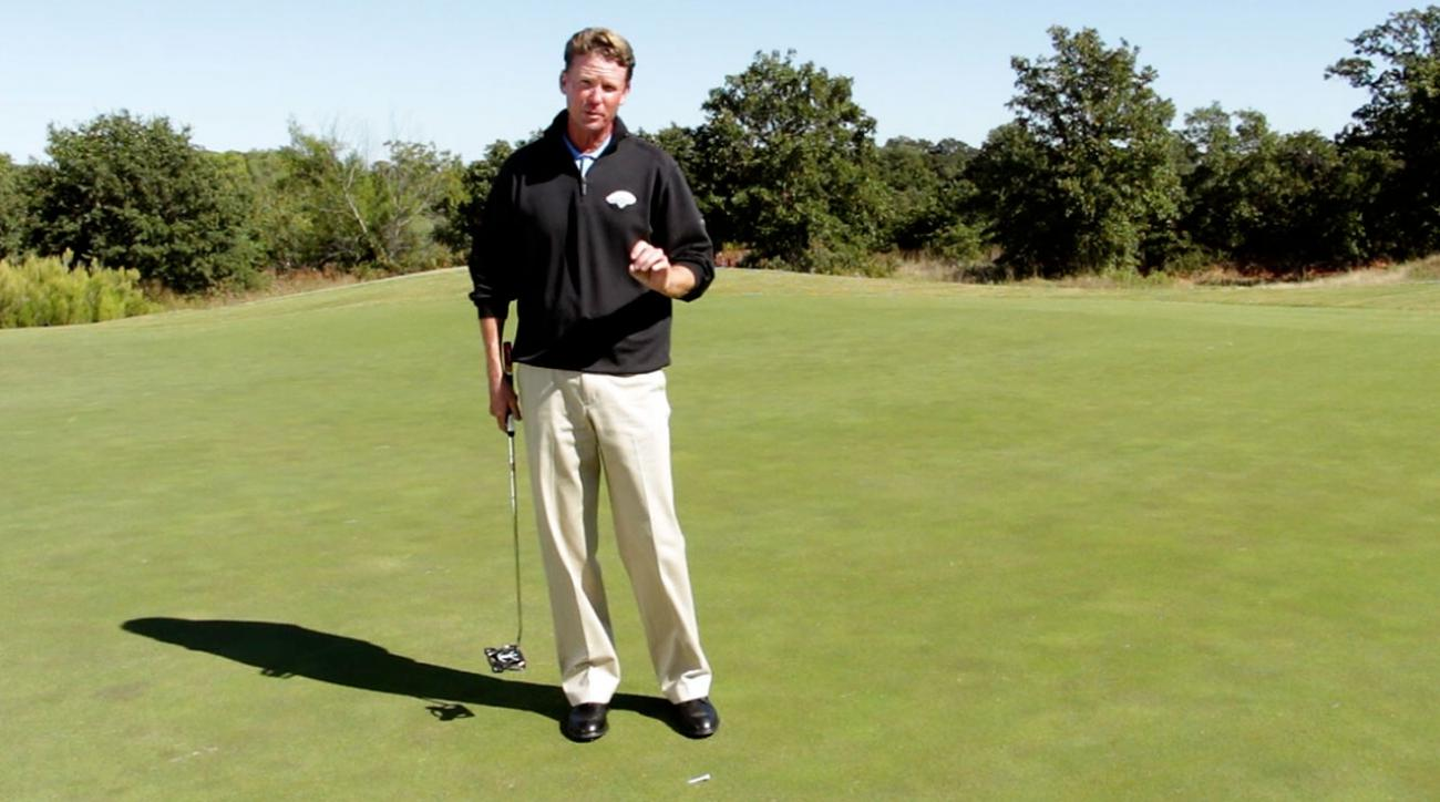 Hump Day Tip: A Simple Drill for Solid Putter Contact