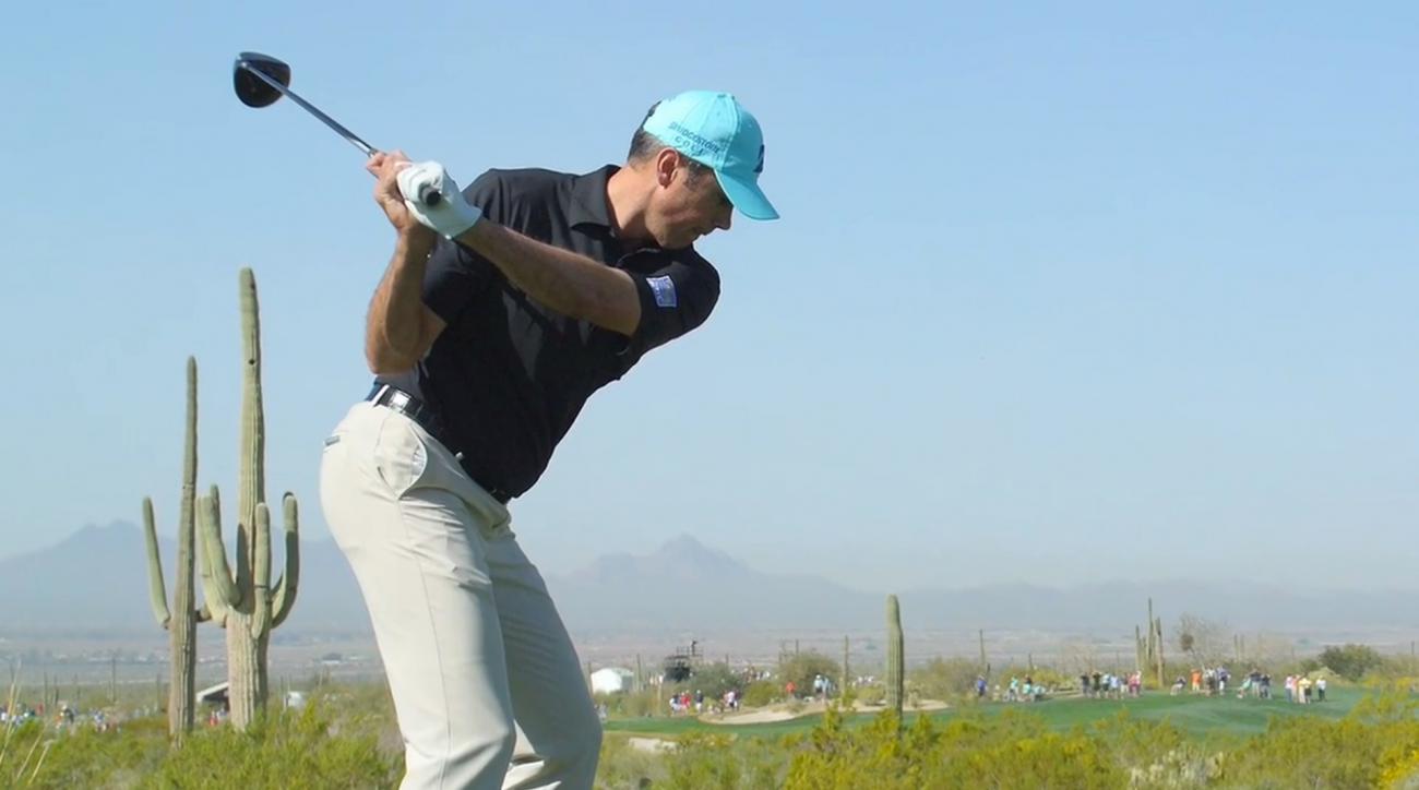johnny miller u0027s swing tip master a flat swing golf com