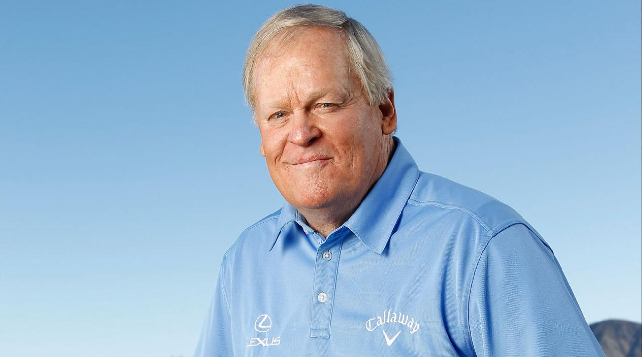Johnny Miller: The Perfect Swing Plane