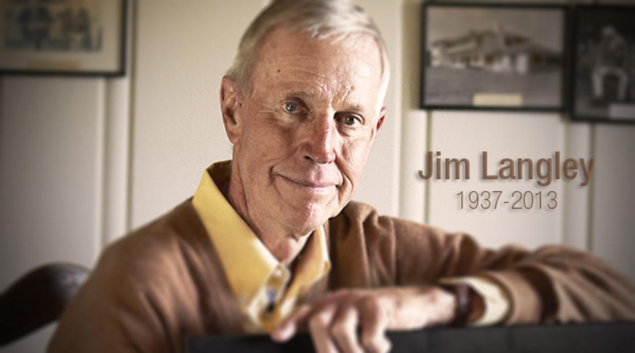 Remembering Jim Langley, Legendary Club Pro At Cypress Point