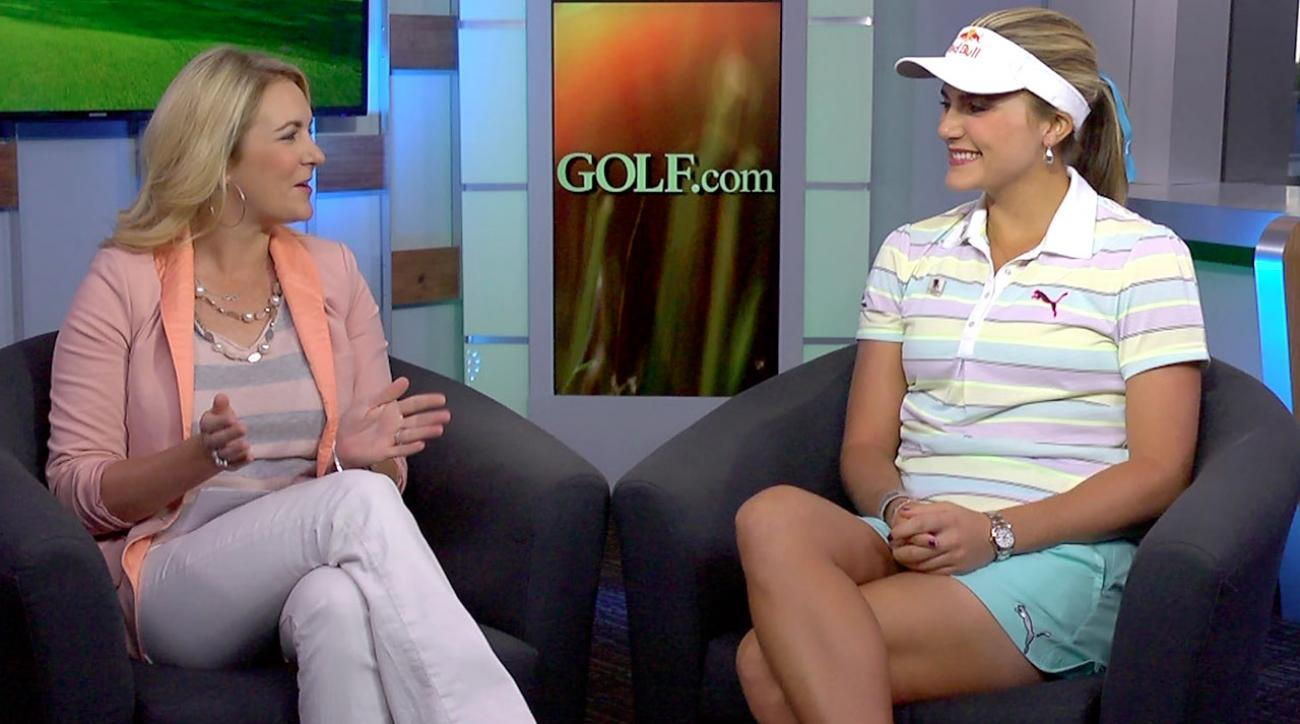 LPGA Star Lexi Thompson on Lydia Ko, Muscle Cars and Twitter