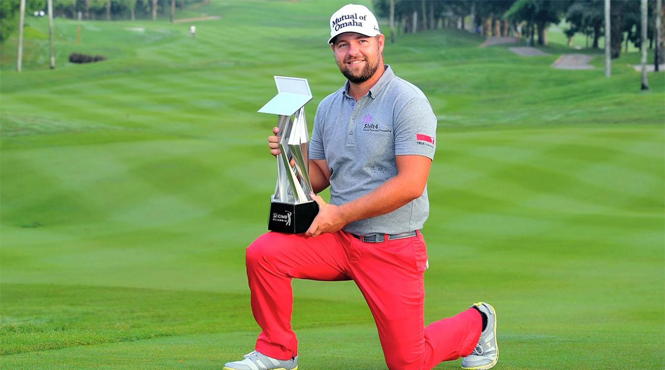 Ryan Moore on Making His Wife Happy and Idolizing Fred Couples