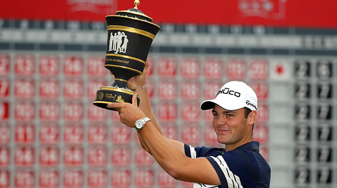 Final round from 2011 HSBC Champions