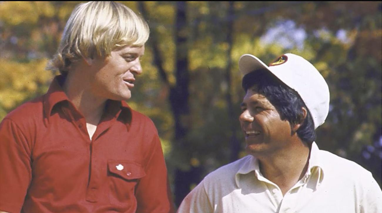 Johnny Miller explains Jack Nicklaus's swing key that allowed him to rewrite the record book