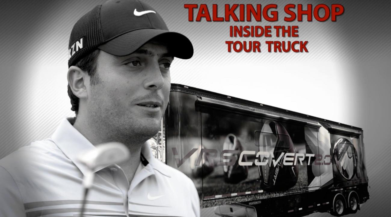 Talking Shop with Francesco Molinari
