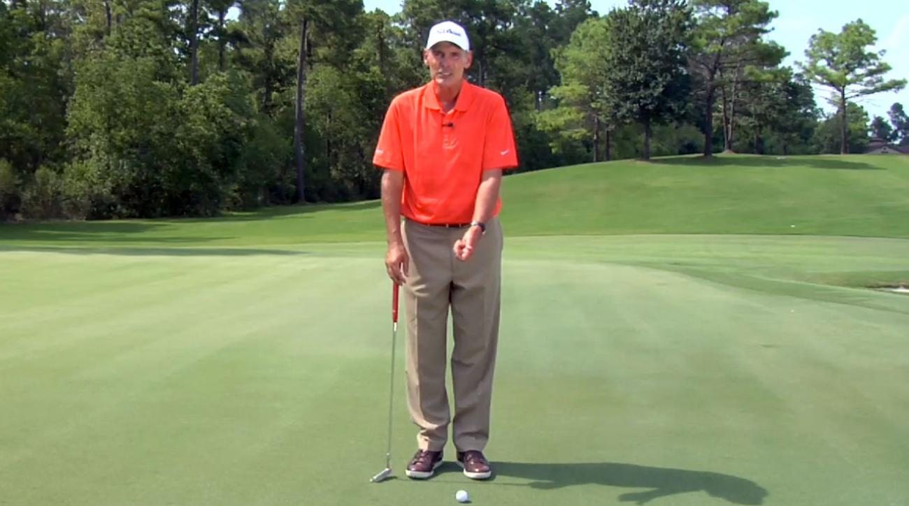 Strengthen Your Grip to Make More Putts