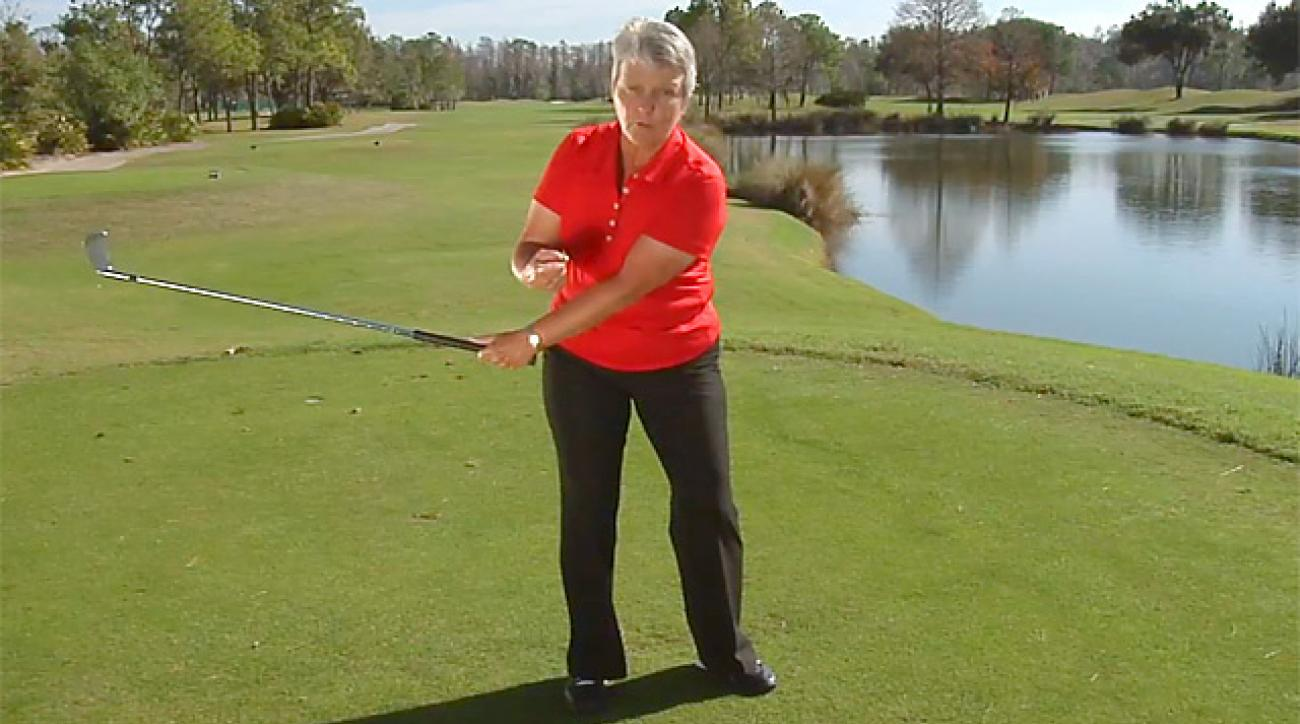 Use Your Watch to Hit Straighter Shots