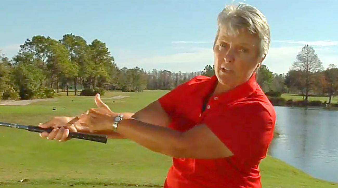 Three Easy Moves For A Stronger Backswing