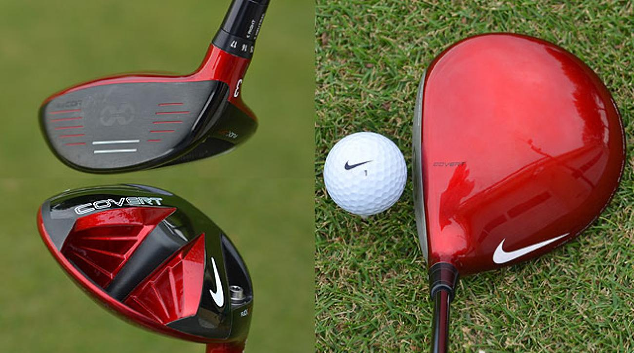 Nike VR_S Covert Fairway Woods