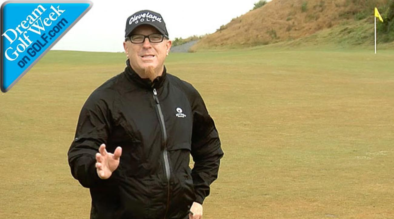 Links Golf Tip: Embrace the Punch-and-Run
