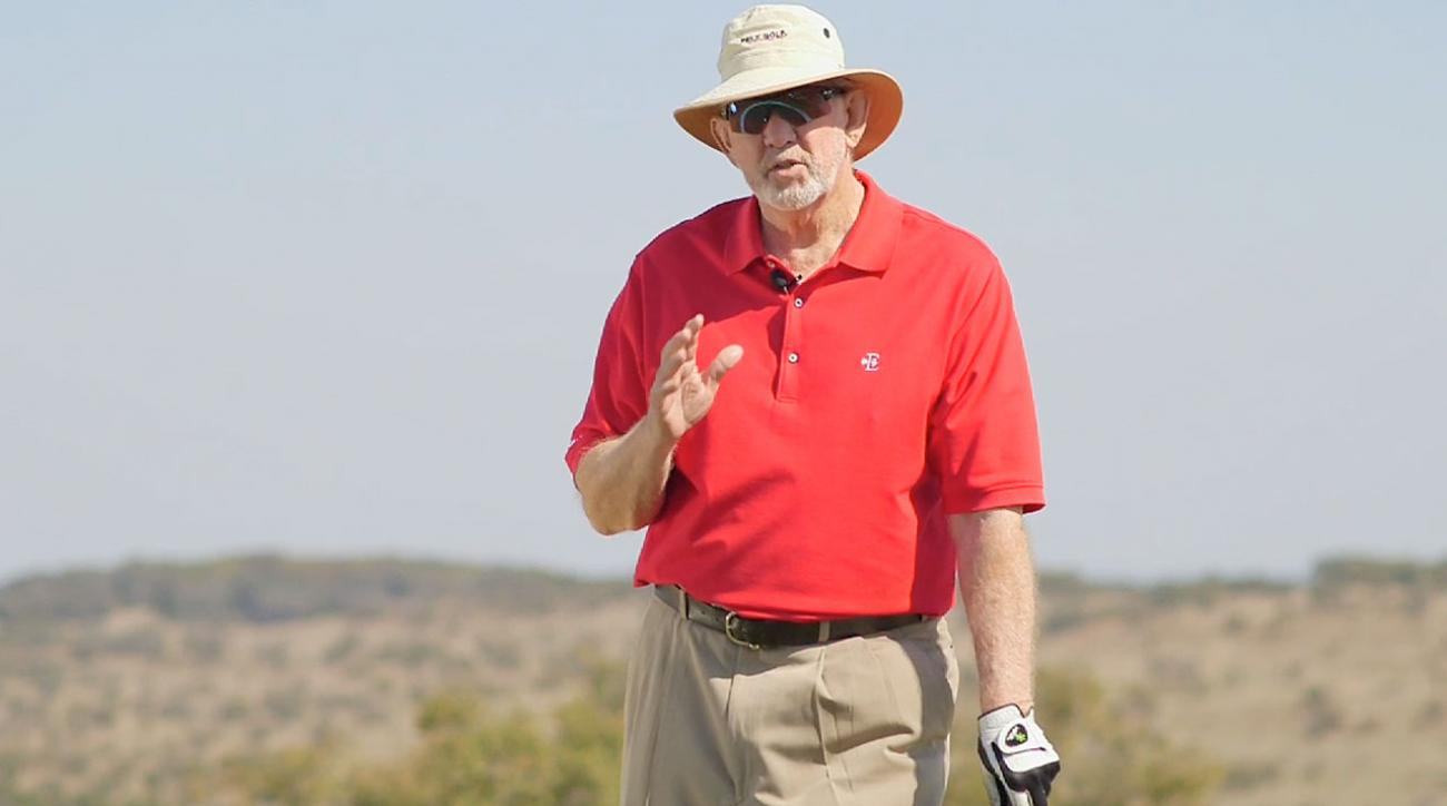 Dave Pelz: Choke Down To Master Downhill Putts