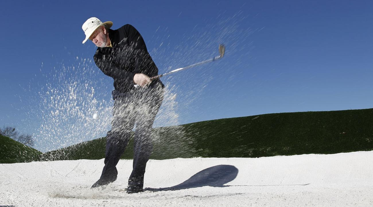 Dave Pelz: Master The Sand
