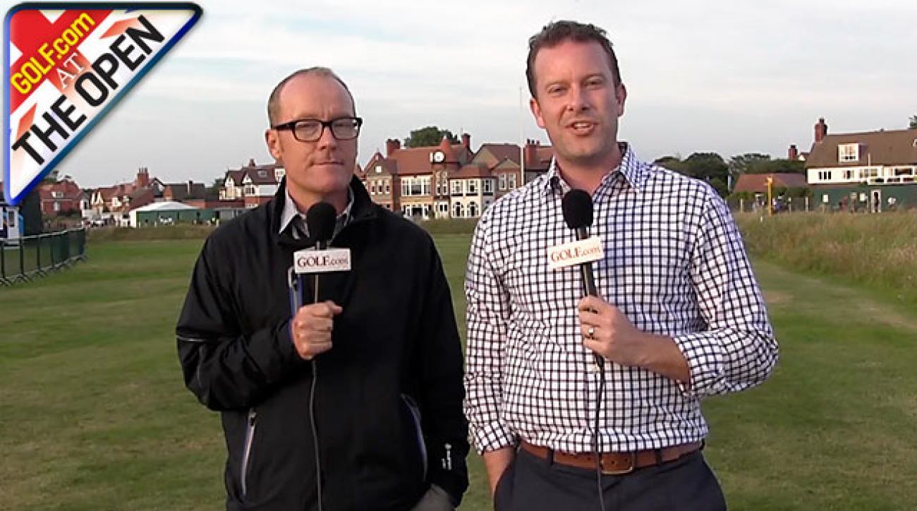 British Open 2014: Rory McIlroy, Tiger Woods and Adam Scott Shine in Round 1