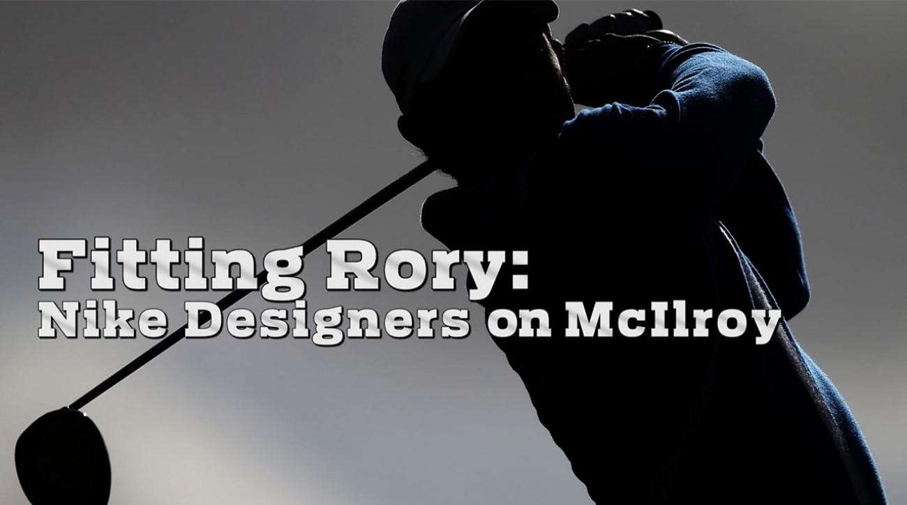 Fit for a King: Nike Club Designers on Working with Rory McIlroy