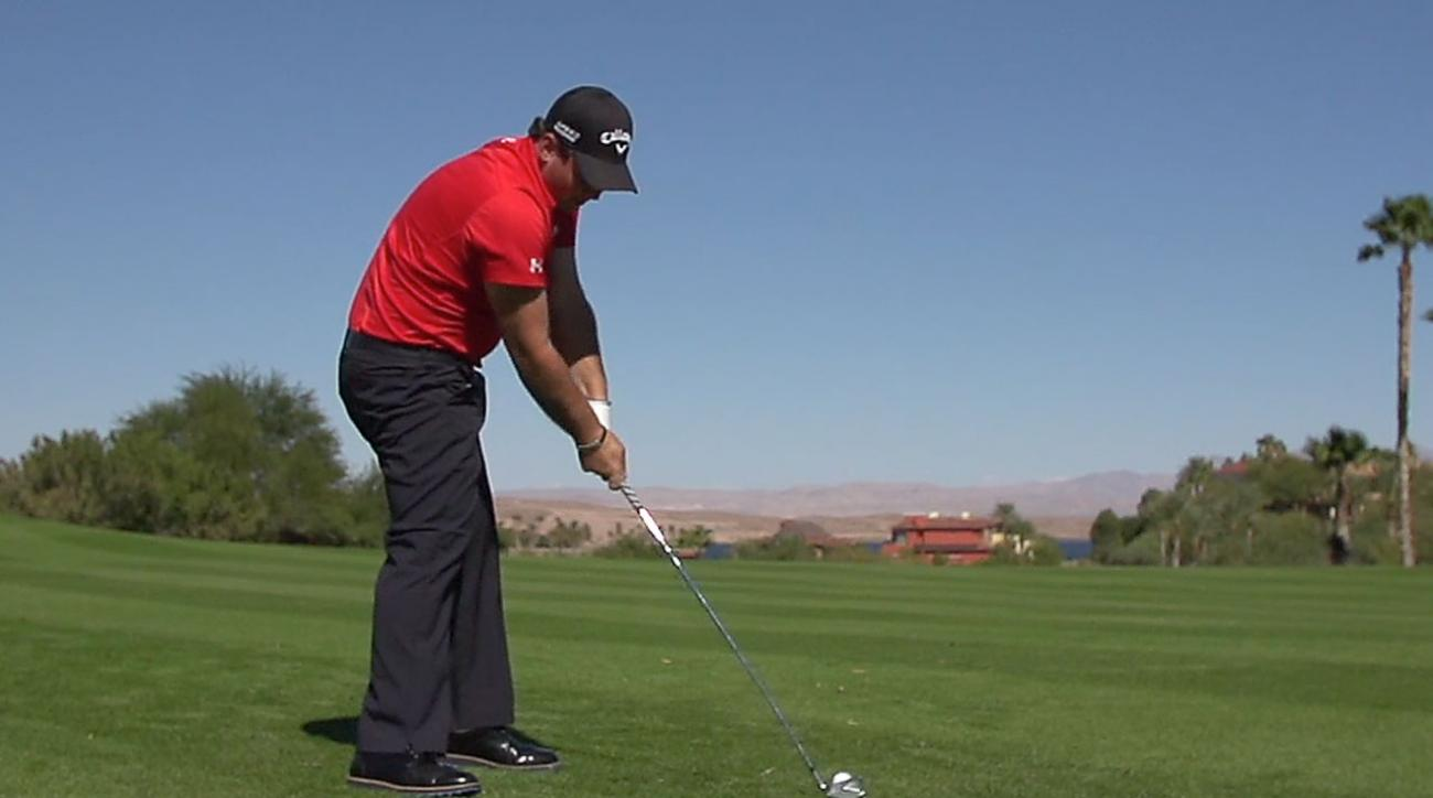 Patrick Reed's Swing in Pure Slow Motion