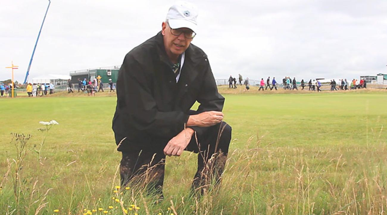 British Open rough passes 'Marriott Pen Test'