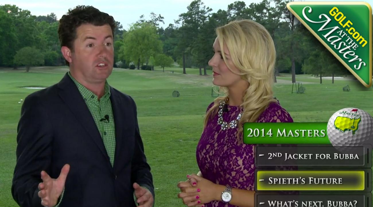 Masters Recap: A Second Jacket for Bubba and an Arrival for Jordan Spieth