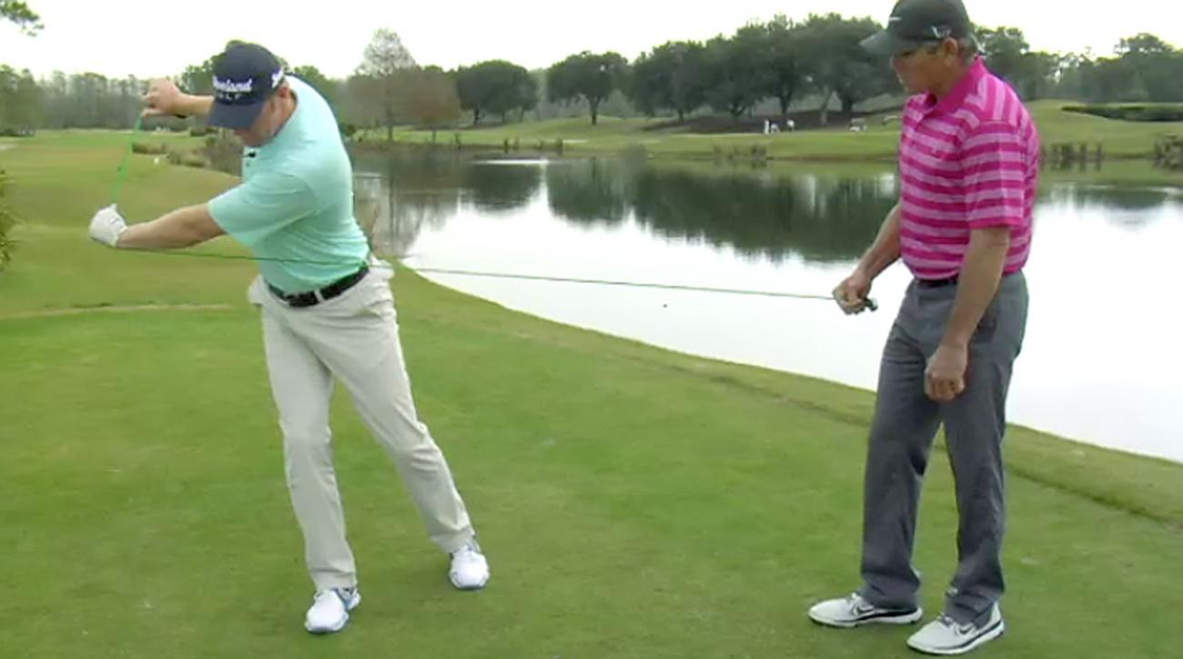 Transform Your Backswing Into A Power Move