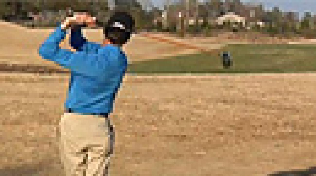 Loop Your Swing For Less Spin