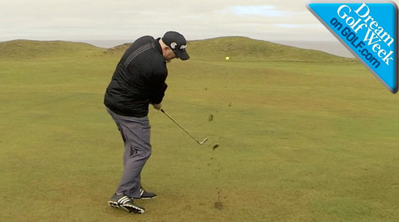 Links Golf Tip: Keys for Solid Contact