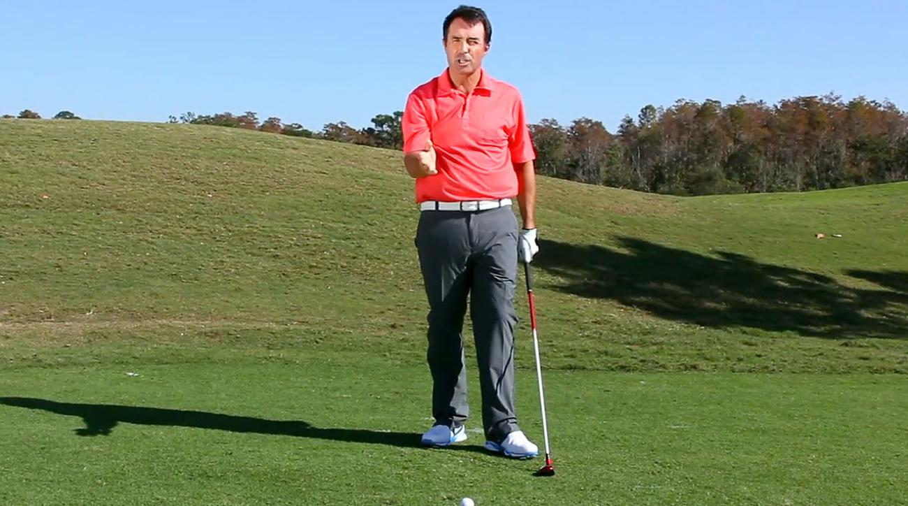 Play Like The Pros: Laying Up? Don't Lay-Off