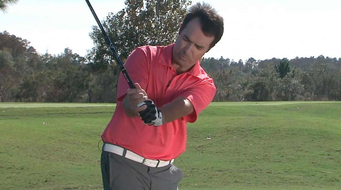 Play Like the Pros: Copy Boo's Action To Hit It Flush