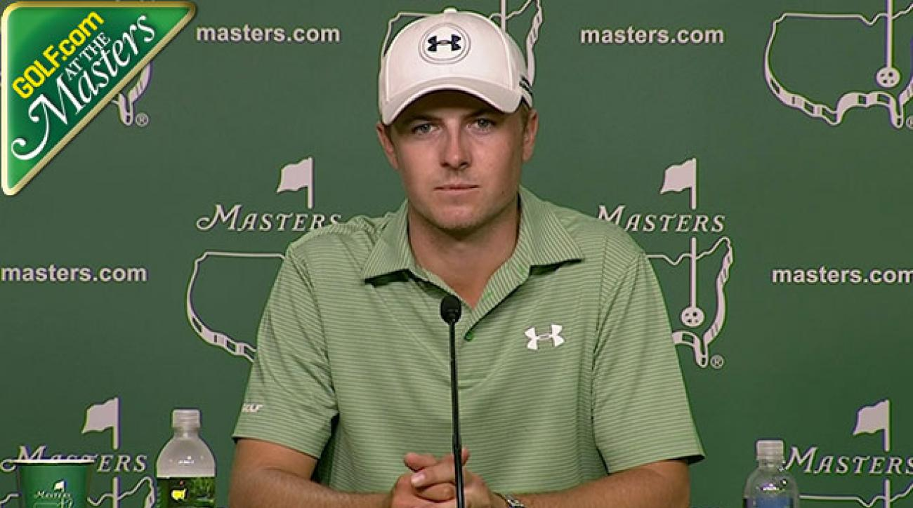 Jordan Spieth Says Masters Loss 'Stings,' Tips Hat to Bubba