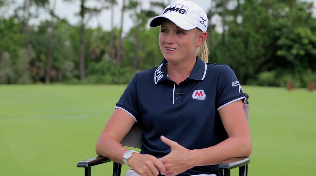 Stacy Lewis: The Golf Magazine Interview