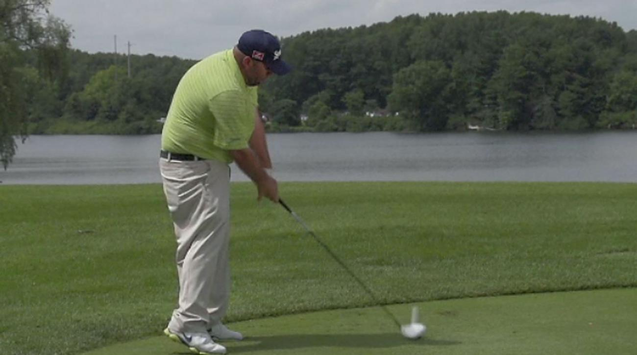Kevin Stadler's Swing In Pure Slow Motion