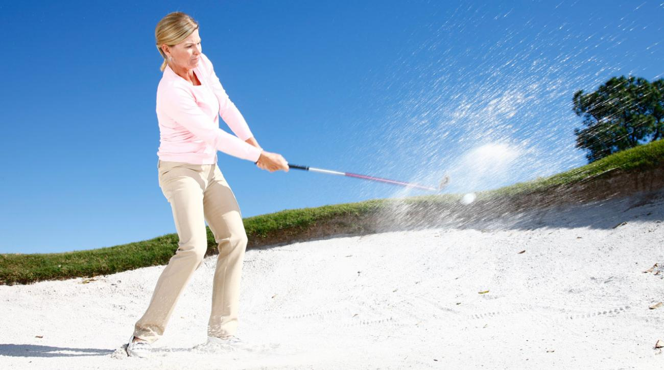 Rattle the Pin from Any Bunker