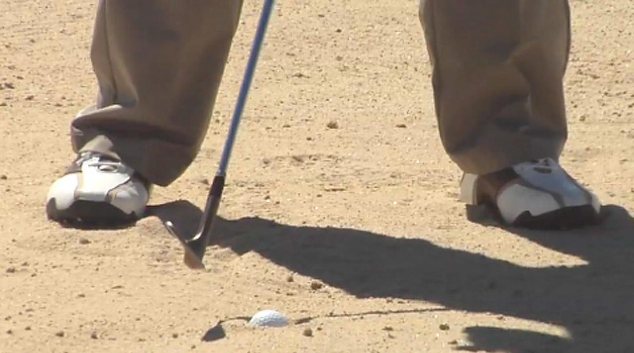How To Dig One Out From the Sand