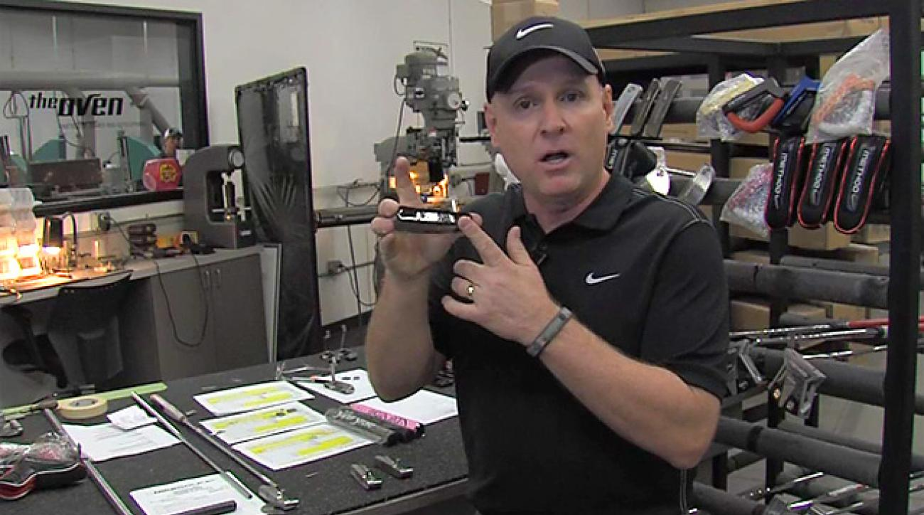 Behind the Scenes at Nike's Putter Lab