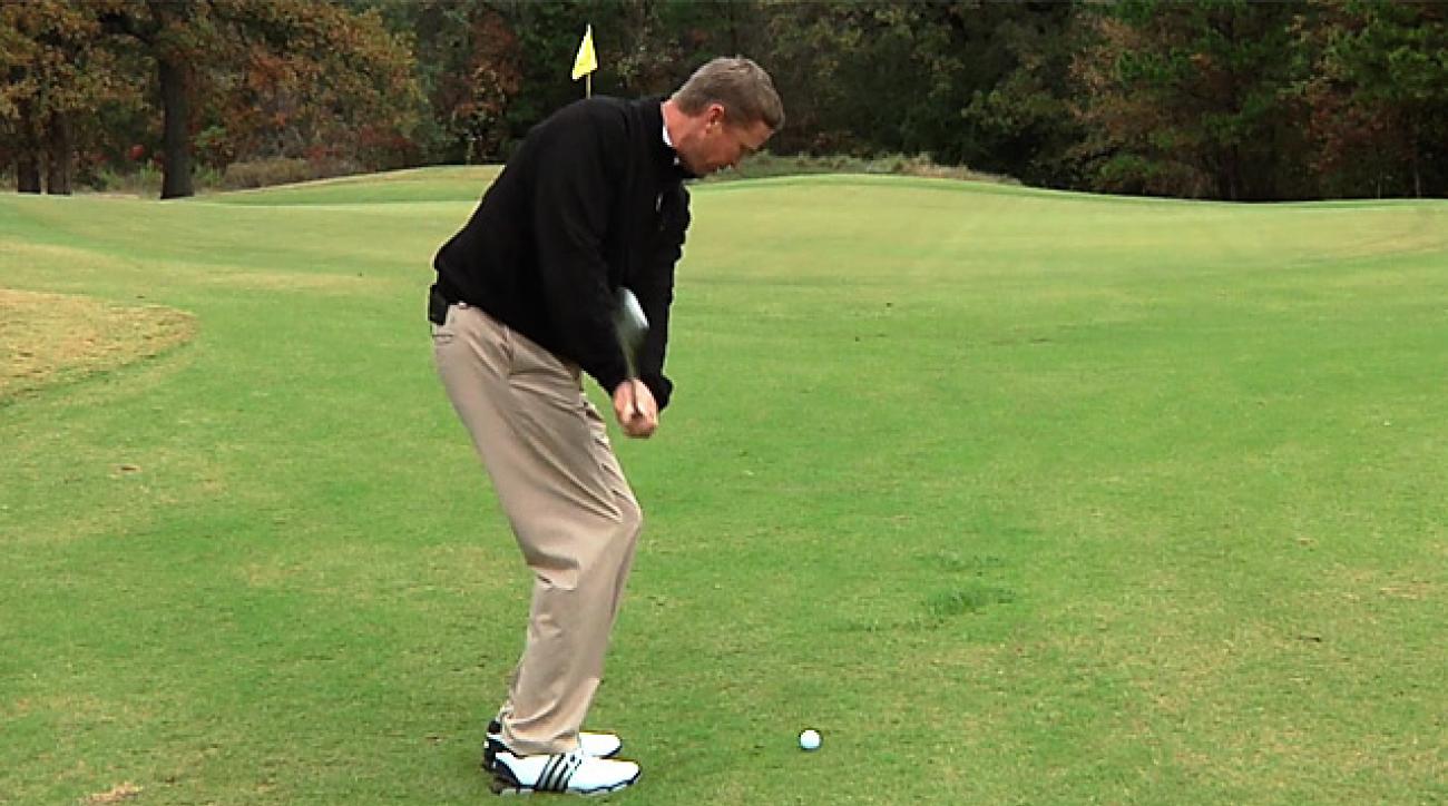 Master Uphill Chip Shots