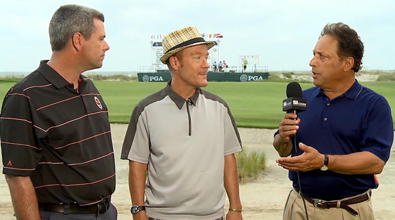 2012 PGA Championship: Day 1 Recap