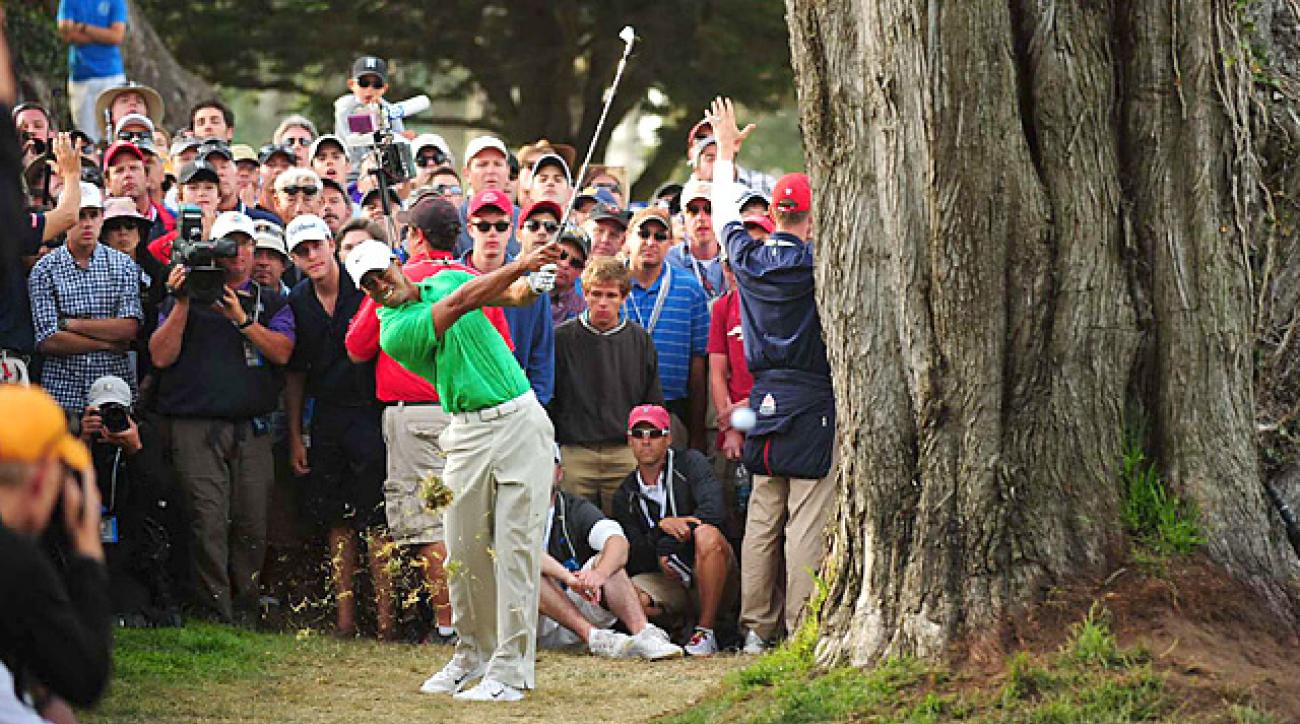 Round 3 Highlights from 2012 U.S. Open