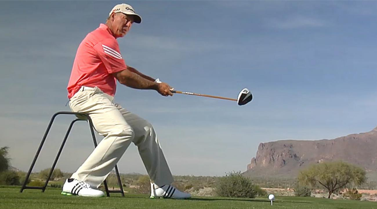 Jim Flick's Best Lessons: Chair Swings