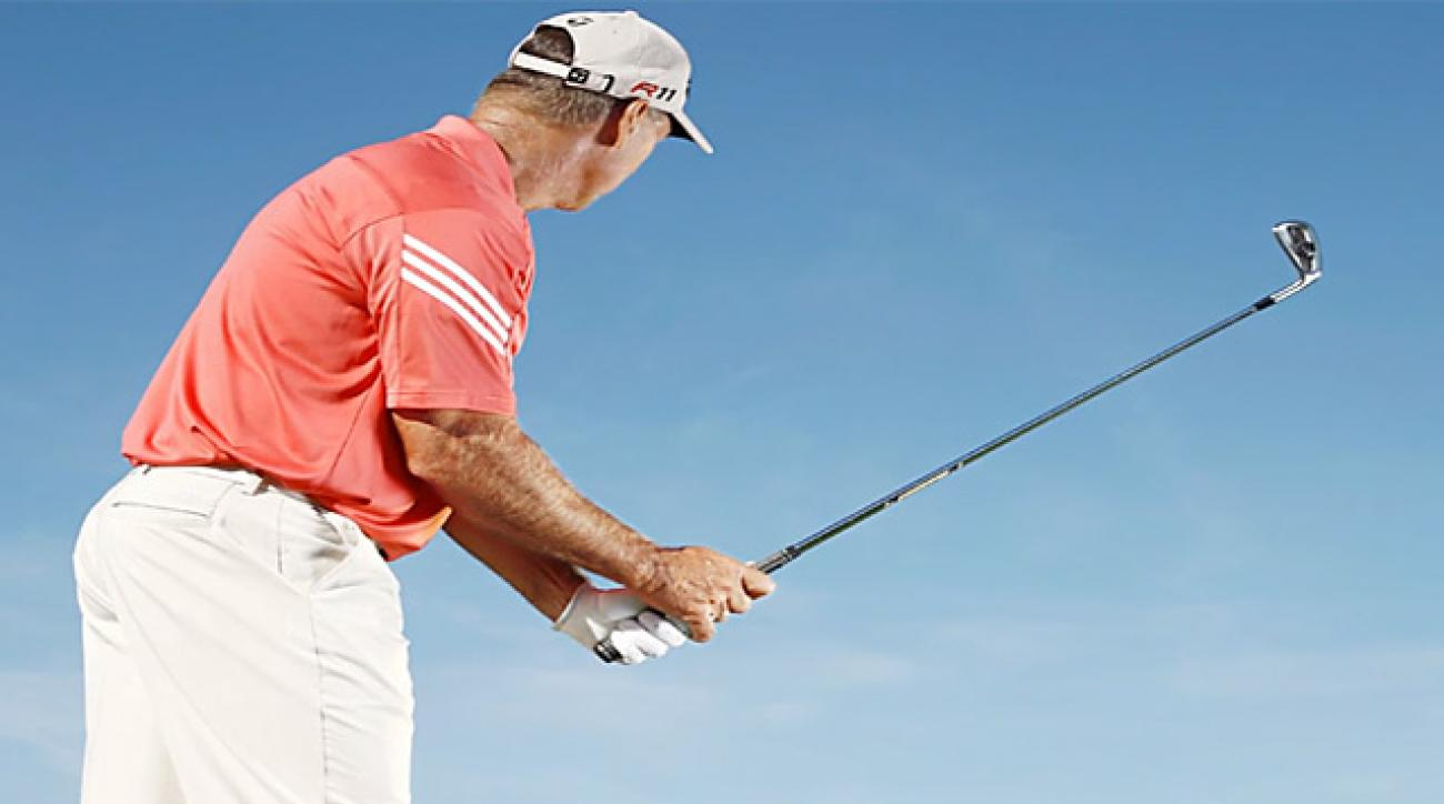 Jim Flick's Best Lessons: Grip and Grip-Pressure Check