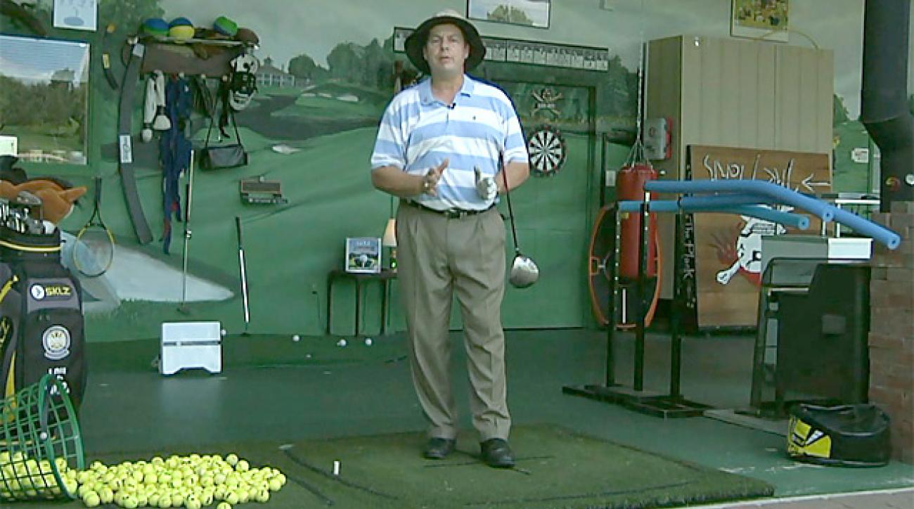 Lou's Lab: How to warm up your full swing
